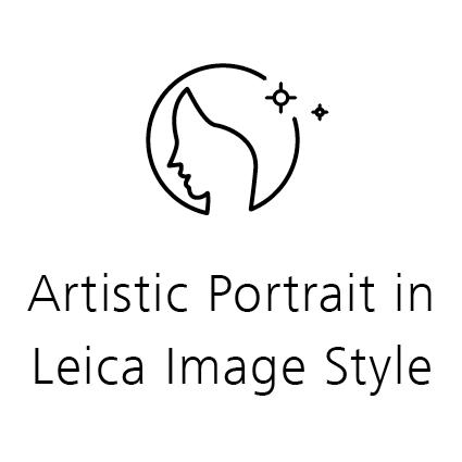 Huawei Artistic Portrait